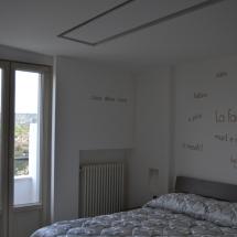 camera con affaccio panoramico matera