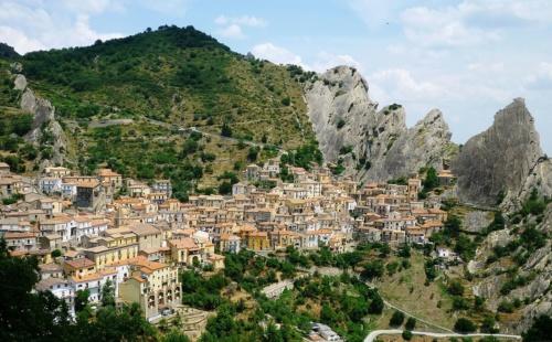 castelmezzano - Basilicata
